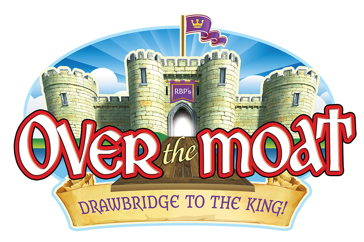 Over the Moat. Drawbridge to the King!
